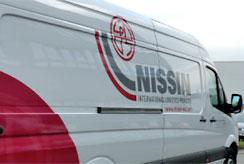 Nissin-Delivery-Van